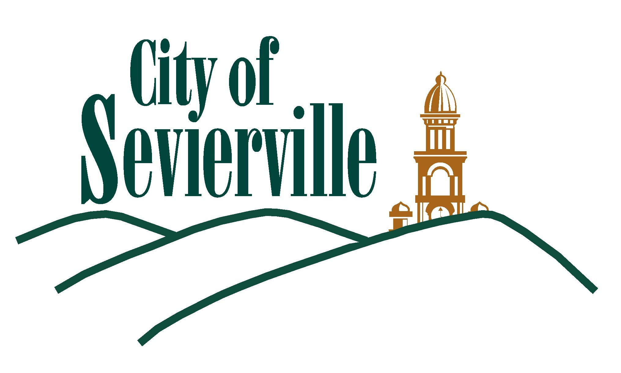 City of sevierville logo